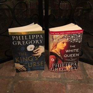 The King's Curse / The White Queen (novels)